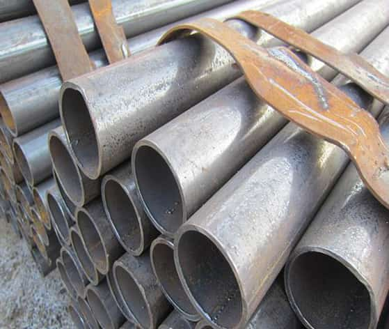 Steel tubes used for water-wells (upto 200 mm dia)