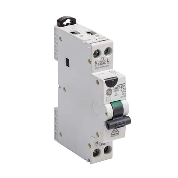 Electrical Accessories-Circuit breakers for overcurrent protection for household and similar installations