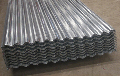 Galvanized steel sheets (plain and corrugated)