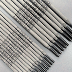 Mild steel for metal arc welding electrodes
