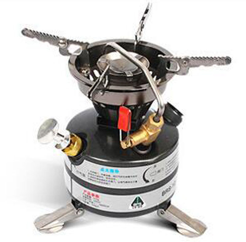 Multi-burner oil pressure stoves