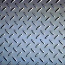 Steel Chequered Plates