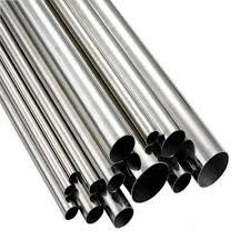 Steel tubes for structural purposes