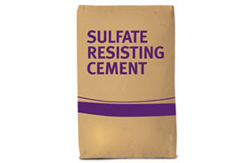 Sulphate Resisting Portland Cement