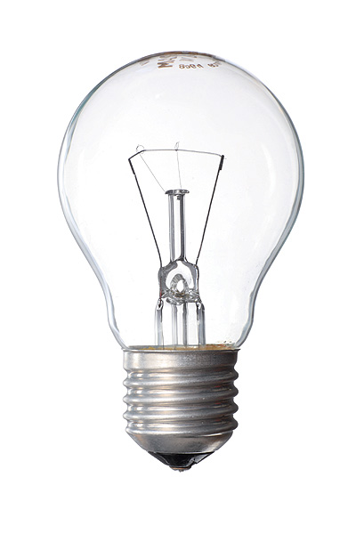 Tungsten filament general service electric lamps (upto 100 W)